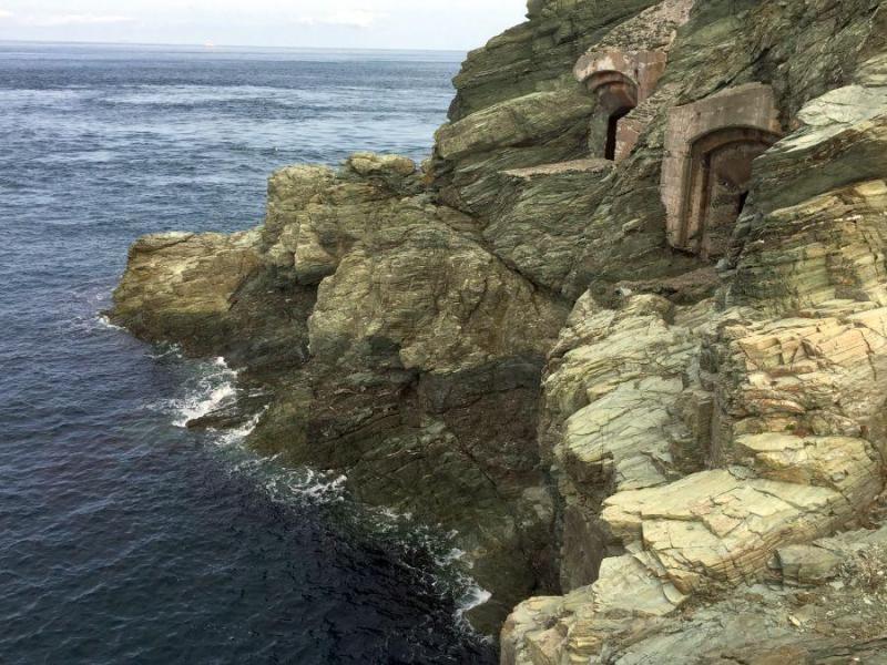 穹窖砲台10