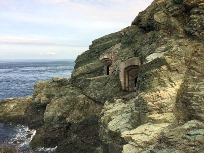 穹窖砲台9