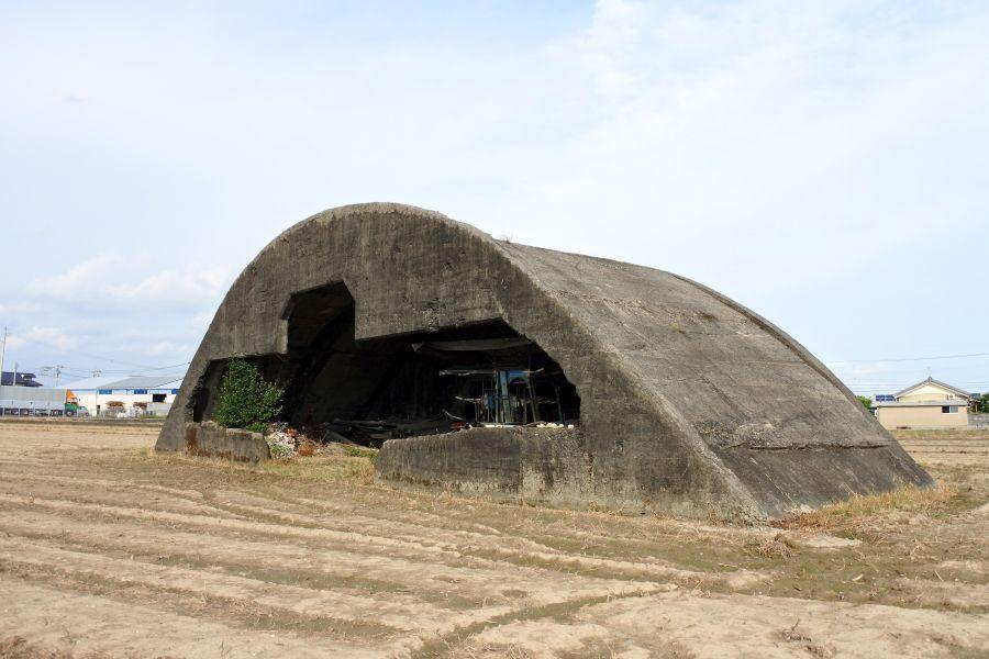 前浜掩体壕4