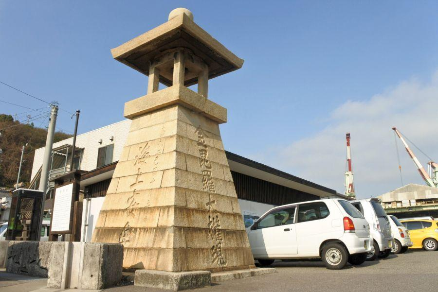 金毘羅燈籠1