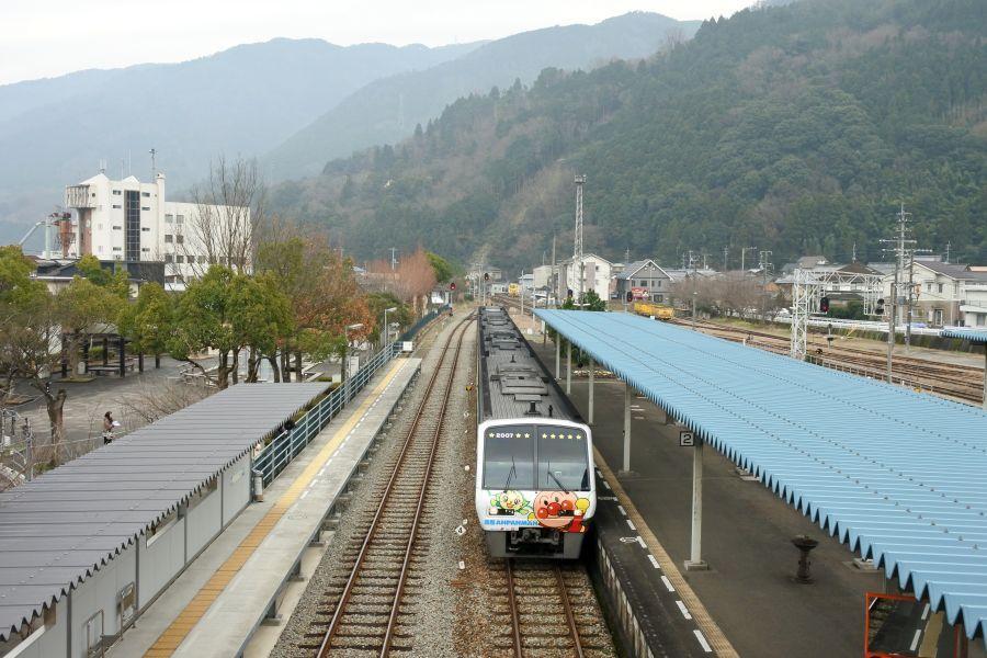 阿波池田駅6