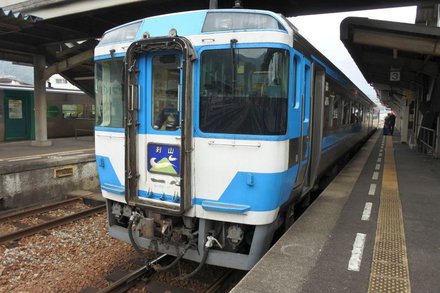 阿波池田駅7