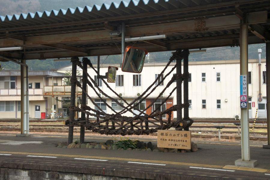 阿波池田駅8