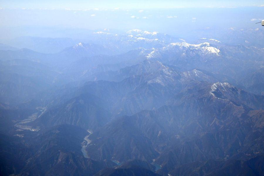 徳島上空2
