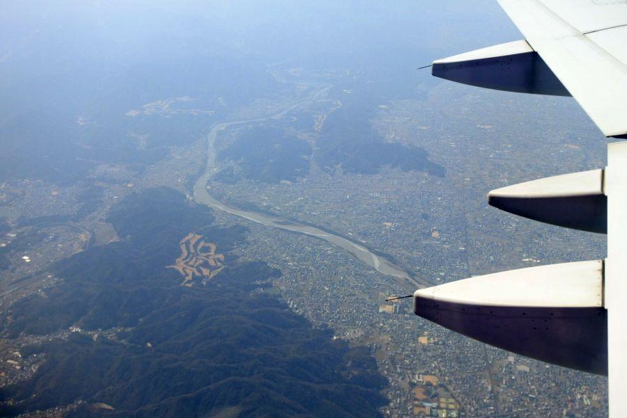 徳島上空4